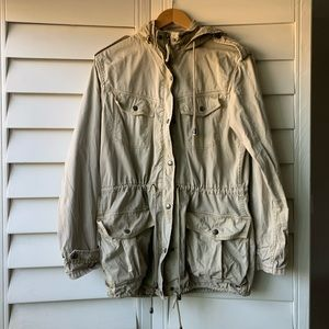 Aritzia Talula Trooper utility jacket